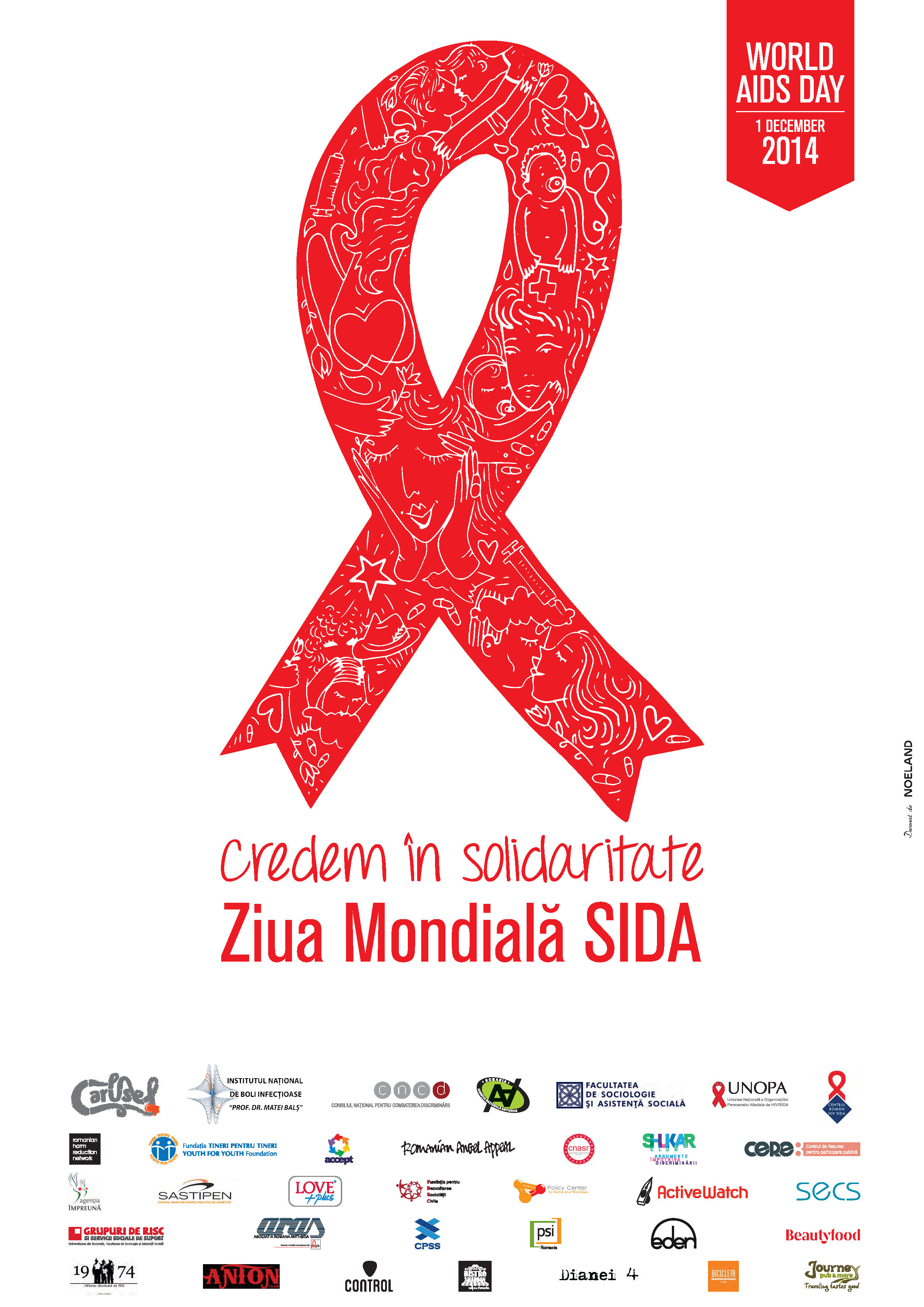 29.11.2014 <br /> Campania Credem in Solidaritate ...
